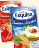 Scheiben aus Frischkäse von Exquisa