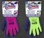 Handschuhe Winter-Worker von Spontex
