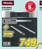 Backofen H 2265BP D von Miele