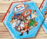Kinder Maxi Mix Weihnachtsteller von Ferrero