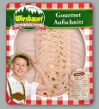 Gourmet-Aufschnitt von Wiesbauer