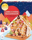 Lebkuchen-Hexenhaus von Wintertraum