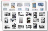 Collage-Rahmen Pixel