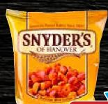 Pretzel Crisps von Snyder's