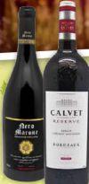 Reserve Merlot Cabernet Sauvignon von Calvet
