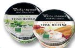 Bio-Frischecreme von Weißenhorner Milch Manufaktur