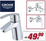 Armaturenserie Start von Grohe