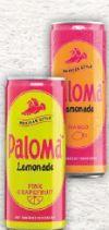 Lemonade von Paloma