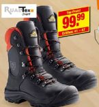 Schnittschutzstiefel S3 Black Forest 10351 von Rual-Tex