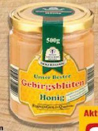 Gebirgsblüten Honig von Bienenwirtschaft Meissen