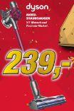 Motorhead Fuchsia-Nickel Akku Staubsauger V7 von Dyson