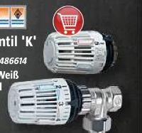 Thermostatventil K von Heimeier