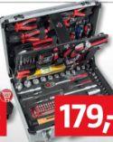 Werkzeugkoffer 127-tlg. von Wisent