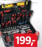 Werkzeugkoffer Professional 160-tlg. von Wisent