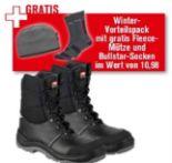Sicherheits-Winterstiefel S3 von Bullstar