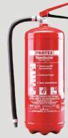 Pulver-Feuerlöscher von Protex