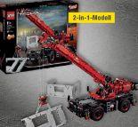 Technic Geländegängiger Kranwagen 42082 von Lego