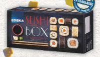 Sushi Box von Edeka