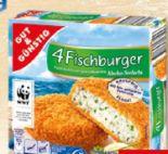 Fischburger von Gut & Günstig
