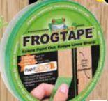 Professionelles Maler-Kreppband von Frogtape