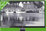 LED-Monitor 27W von Hewlett Packard (HP)