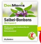Salbei Bonbons von Doc Morris