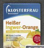 Broncholind Heißer Ingwer-Orange von Klosterfrau