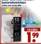 Weihnachts LED-Lichterkette