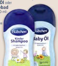 Baby Öl von Bübchen
