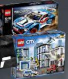 Rallyeauto Polizeiwache von Lego