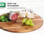 Dreh-Servierplatte von Kesper