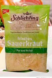 Sauerkraut von Schlichting