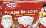 Knusper-Häuschen von Dr. Oetker