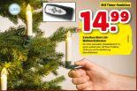 Kabellose Mini-LED Weihnachtskerzen