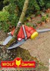Baumschere Power Dual Cut RR 400 T von Wolf Garten