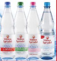 Mineralwasser von Höllen-Sprudel