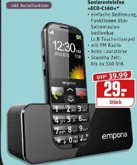 Seniorentelefon ECO-C160 von Emporia