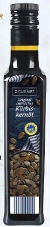 Steirisches Kürbiskernöl von Galeria Gourmet