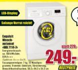 Waschautomat WA 7114-7 von Exquisit
