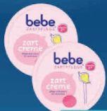 Zartpflege Creme von Bebe