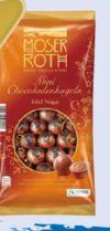 Mini Schokoladenkugeln von Moser Roth