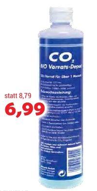Bio-Line CO2 Vorrats-Depot von Dennerle