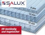 Polycarbonat-Hohlkammerplatte von Salux