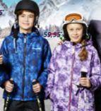 Kinder-Skijacke von High Voltage
