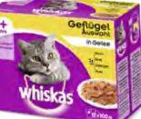 Katzen-Nassnahrung von Whiskas