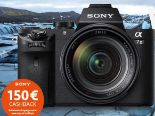 Camera Alpha 7 II von Sony