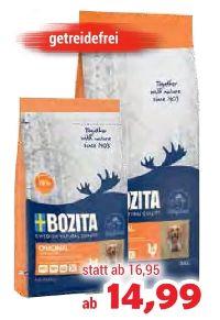 Original Grainfree von Bozita