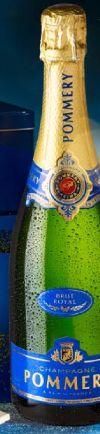 Champagner Brut Royal von Pommery