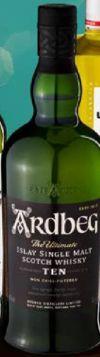 Islay Single Malt Scotch Whisky von Ardbeg