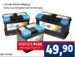 Starter-Batterie 12V/35AH von Cartechnic